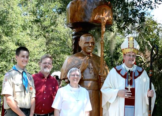 Saint John Paul II 3